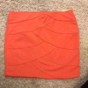 M mini skirt